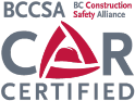COR Certified BCCSA